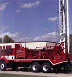 New Ramsby Drilling Rig